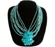 Turquoise Falls Necklace
