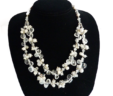 White Jasmine Necklace