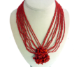 Coral Falls Necklace